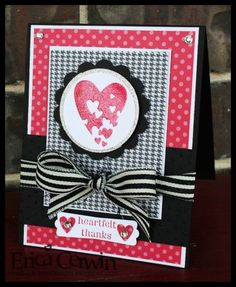 Looking for card makers from all over the U.S to join my swap group at: http://groups.yahoo.com/group/heartfeltcreationscardswap