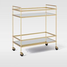 Terrace Bar Cart | West Elm