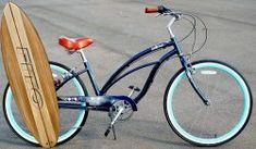 Beach cruisers bikes are usually very comfortable for bikers. And yes, cruiser bikes are about Women's Cycling Jersey, Cycling Art, Cycling Quotes, Cycling Jerseys, Beach Cruiser Bikes, Cruiser Bicycle, Beach Cruisers, Cycle Chic, Bike Reviews