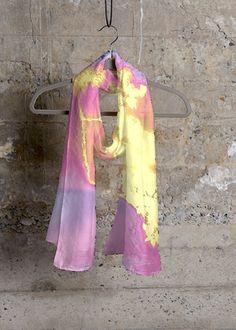 Cashmere Silk Scarf - Amethyst Spice Cashmere by VIDA VIDA fUWakVf4a