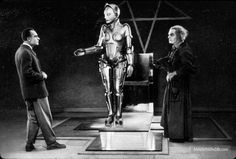 Metropolis, the pioneering 1927 German expressionist science-fiction film directed by Fritz Lang is written into the history books. Fiction Movies, Science Fiction Art, Sci Fi Movies, Good Movies, Iconic Movies, Classic Movies, Metropolis Fritz Lang, Metropolis 1927, O Grande Ditador