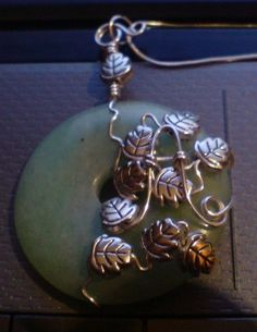 Wire Wrapped Pendant  •  Make a wire wrapped pendant in under 150 minutes