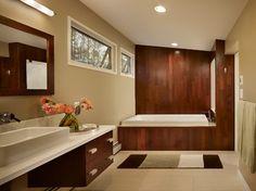 Seidenberg House - contemporary - Bathroom - Philadelphia - Metcalfe Architecture & Design