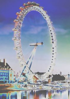 London Eye Postcards / Greeting Cards