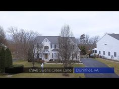Water View Home Just Listed in Dumfries Virginia $550K