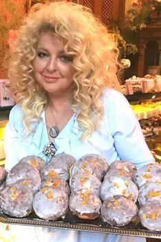 Zebra chocolate cake with vanilla - Healthy Food Mom Polish Cookies, Doughnut Muffins, Doughnuts, Gourmet Recipes, Healthy Recipes, Food Film, Carnitas Recipe, Cold Cream, Polish Recipes