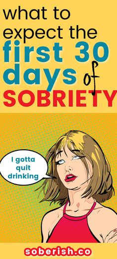 Sobriety is incredibly difficult, but equally rewarding. Whether you're taking a month-long break or giving up for good, here's what the first month of sobriety can be like. #soberish #sobriety #sober #sobrietytips #soberliving Quit Drinking Alcohol, Quitting Alcohol, Giving Up Alcohol, Getting Sober, Diet Pepsi, Chemical Imbalance, Signs Of Depression, Emotional Rollercoaster, Sober Living