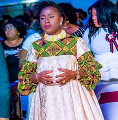 I speak healing, freedom, peace and joy into your life. May the Lord bless and perfect all that which concerns you African Fashion Ankara, Ghanaian Fashion, African Dresses For Women, African Attire, African Women, African Clothes, Ankara Short Gown Styles, Short Gowns, Dress Styles