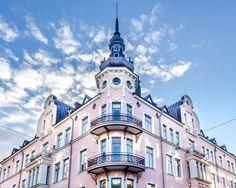 Henri Kallio @detailsofhelsinki Kalevankatu 15 Annankatu 24 Helsinki