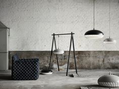 Aeon Rocket pendant lamp by Morten Voss for Lightyears | urdesign magazine