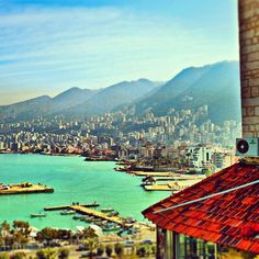 Lebanon. middle east, mixture of cultures, beauty, challenge, something special about that place