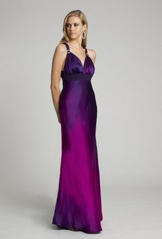 Gorgeous design for my Bridesmaids, love the Omber coloring, would like it better with blue instead of purple.
