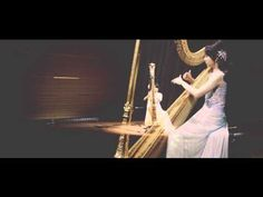 Amazing Grace/アメージング・グレイス MIYABI MATSUOKA(harp)【OFFICIAL】