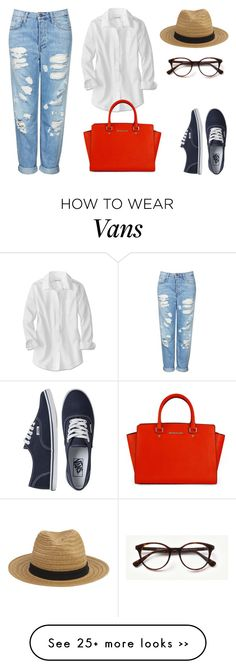 """""""Untitled #257"""" by elena-charalambous on Polyvore featuring Vans and Topshop"""
