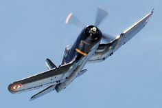 Ww2 Aircraft, Fighter Aircraft, Military Aircraft, Fighter Jets, Sikorsky Aircraft, Image Avion, F4u Corsair, Old Planes, American Manufacturing