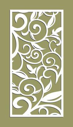 Wood Craft Patterns, Wall Stencil Patterns, Stencil Designs, Laser Cut Panels, Laser Cut Wood, Motifs Islamiques, Jaali Design, Cnc Cutting Design, Room Partition Designs