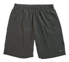the latest 5bf39 09d29 NIKE WOVEN SHORT XL by Nike.  28.00. Swoosh design trademark on left  leg.Body Dri-FIT 130g. 86% polyester 14% spandex taffeta.