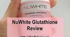 Product Review: NuWhite Glutathione | Dear Kitty Kittie Kath- Beauty, Fashion, Lifestyle, and Mommy Blog
