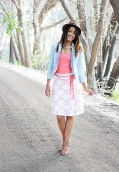 Chic Outfit @shoppinkblush