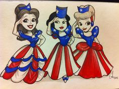 Disney Princess USO!! Uh oh, @Mandi Ridgdell Looks kinda like the Belles