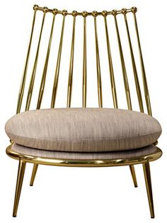 Aurora Armchair - contemporary - chairs - Property