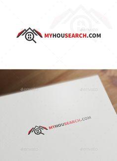 Real Estate Logo Design — Vector EPS #logo #rooftop • Available here → https://graphicriver.net/item/real-estate-logo-design/9955401?ref=pxcr