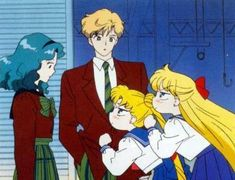 Sailor Neptune And Uranus Relationship Images & Pictures - Becuo