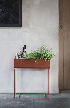 Macetero Plant Box - Ferm Living - Marcas | DomésticoShop