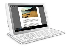 Archos 101 XS tablet with detachable keyboard