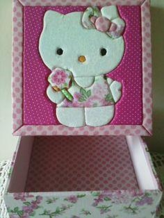 Patch sem Agulha Hello Kitty