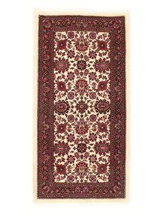 Tapis persans - Bidjar Fin  Dimensions:146x73cm