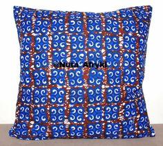 Nuta Afryki poduszka Blue Cena: 99.99 pln