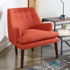 Brooklyn Mid-Century Club Chair - $278