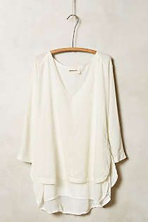 Anthropologie - Double Layer Tee