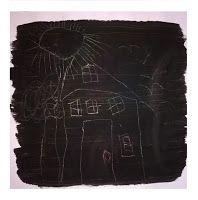 Pintas Laranja: Pintura escondida