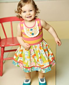 Matilda Jane Clothing BUTTERFLY HOUSE BALLET DRESS #matildajaneclothing #MJCdreamcloset