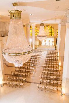 wedding ceremony idea; photo: Vue Photography