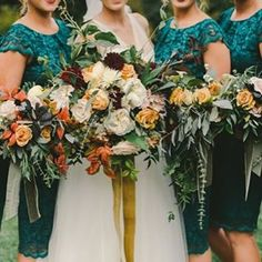 "@myflowerbox Love to share our bride's  fall wedding  vision -weddings in rich ""old masters""opulent autumn color ! Our wedding with @laurennilesevents and @cjkvisuals at @theoakswaterfrontweddings from September .  #flowersreallymakethewedding #richtones #goldribbon #bridalbouquet #bridesmaidsdress #gorgeouswedding #solovey #chesapeakeweddings #waterfrontweddings #easternshorelife #easternshorewedding #marylandflorist #floralartistry #weddingflorals #eucalyptus #whiteandcream #roses #dahilas"