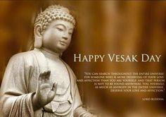 Happy Vesak Day Everyone!