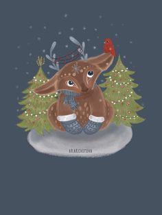 Magic character illustration 🧡