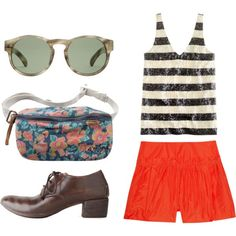 king of pops stroll, created by athensstreetstyle on Polyvore