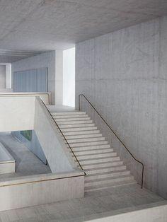 mármore e cobre em escada