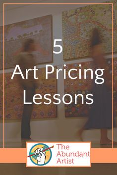 5 art pricing lessons i learned the hard way - online marketing for Marketing Logo, Marketing Quotes, Internet Marketing, Online Marketing, Business Marketing, Selling Art Online, Online Art, Craft Business, Creative Business