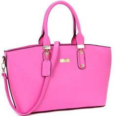 Dasein Fashion Faux Leather Work Tote Satchel Shoulder Bag Handbag     Find  out more about the great product at the image link. 392e15a4e783a