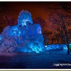 Enjoy Utah!: Midway Ice Castles: Frozen wonderland returns to Utah