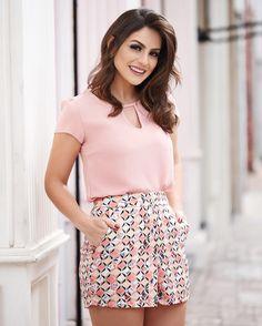 Look fofo e super delicado ! @camybaganha arrasando nas escolhas!!! #ootd #trend #lancamento #fashion #moda #melovemodas