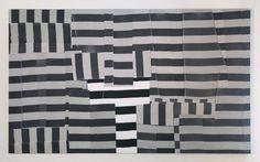Hank Willis Thomas, 'Contraband #1,' 2014, prison pants quilt, Goodman Gallery