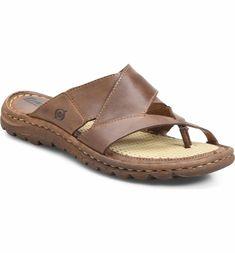 Main Image - Børn 'Sorja' Leather Sandal