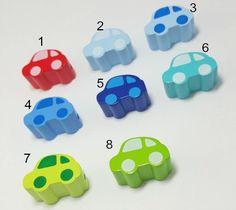 Wood Big shaped / motive beads by Toysforchildren on Etsy