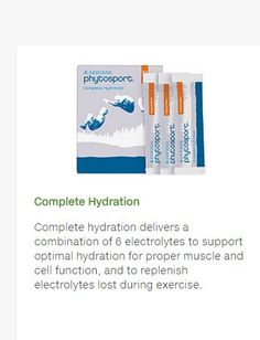PhytoSport Complete Hydration. Celebrating 35 years with Arbonne. Clean, plant-powered fuel so you can take on any sport. Be your best from start to finish. Achieve peak performance in sports and exercise. Utilize the entire PhytoSport collection to promote increased endurance and energy, while also supporting blood flow and oxygen to muscles, thereby helping to support post-exercise recovery.